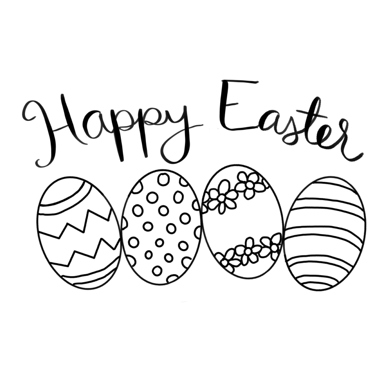 Spring and Easter SVG Files