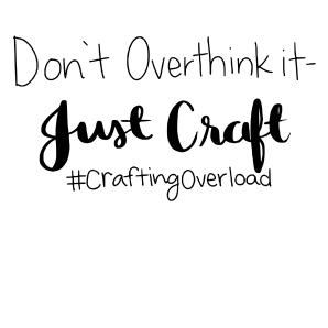 crafting overload
