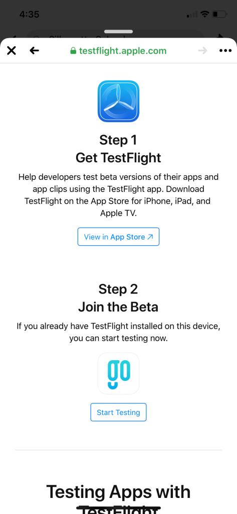 Silhouette Go App